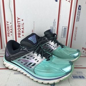 Brooks Womens Glycerin 14 Shoes B444 Size 11.5